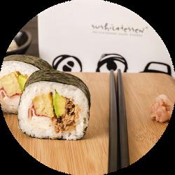 bodas con sushi en Sushicatessen