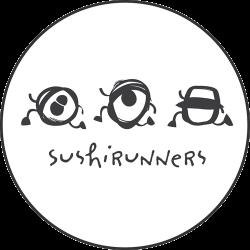 Logo sushirunner de sushicatessen